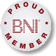 BNI Durham & Teeside  Proud Member